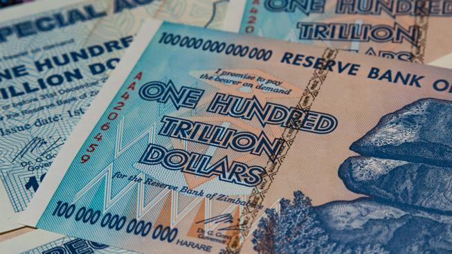 Zimbabwská měna