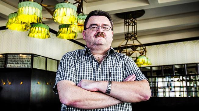 Obviněný exekutor Tomáš Vrána