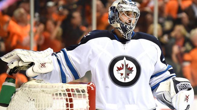 Ondřej Pavelec zatím v NHL nikdy neměnil působiště