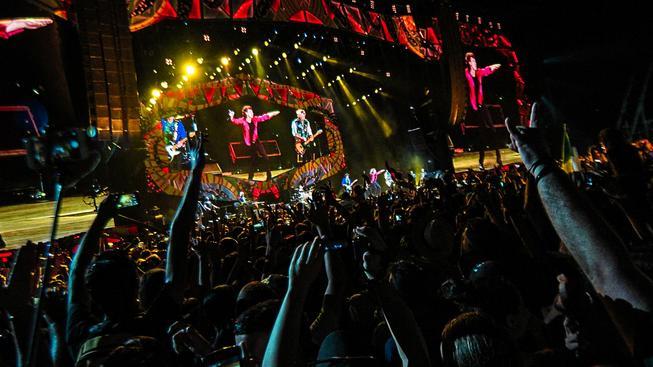 Rolling Stones v Havaně