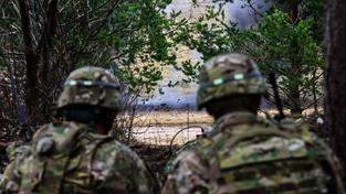 Spojené státy vyšlou na východ Evropy 4500 vojáků s plnou výzbrojí (ilustrační snímek)