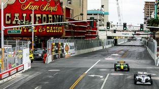 V roce 2007 hostilo Las Vegas ojedinělý závod série Champ Car