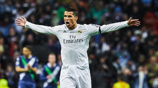 Ronaldo nastřílel v letošní sezoně ve všech soutěžích už 46 branek