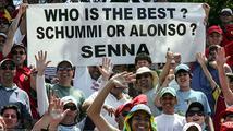 Kdo je nejlepším pilotem F1? Výzkum Sheffieldské univerzity nabízí odpověď