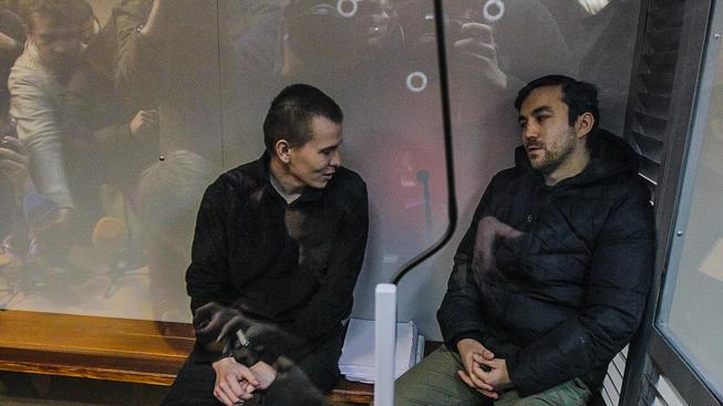 Ruští vojáci byli odsouzeni ke 14 rokům vězení