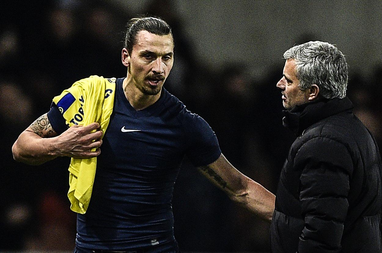 Mourinho má namířeno do Manchesteru, tvrdí deník Bild. Přidá se také Ibrahimovič?