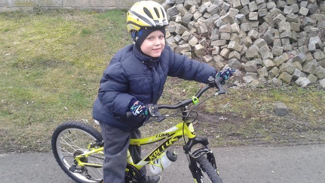 Martinek se uz tesi na jare na kolo