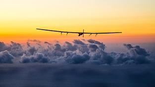 Solární letoun Solar Impulse 2
