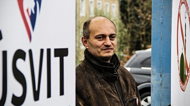 Předseda Bloku proti Islámu Martin Konvička vypověděl smlouvu s hnutím Úsvit - Národní demokracie