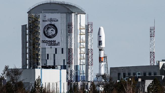 Raketa z kosmodromu Vostočnyj v termínu nevzlétna, start se odložil na čtvrtek