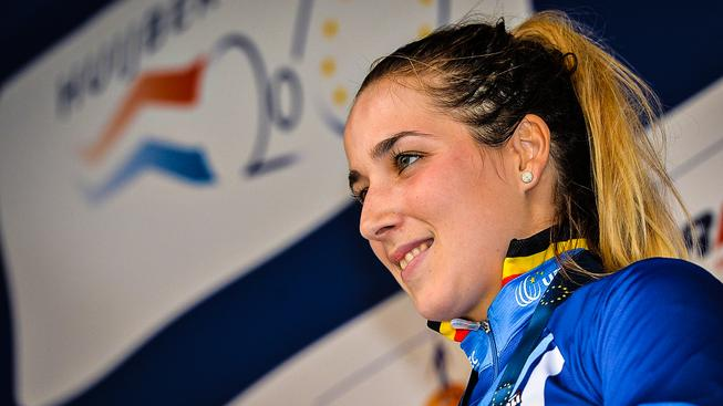 Belgičanka Femke Van Den Driesscheová v březnu ukončila sportovní kariéru