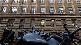 Budova ministerstva zemědělství. Ilustrační snímek