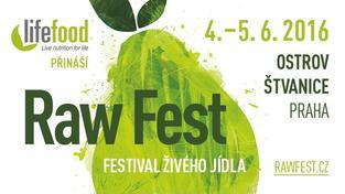 Pozvánka na RawFest 2016