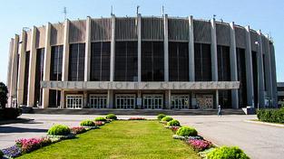 Představení stadionů pro hokejové MS: Jubilejnyj