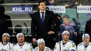 Andrej Nazarov, trenér Kazachstánu