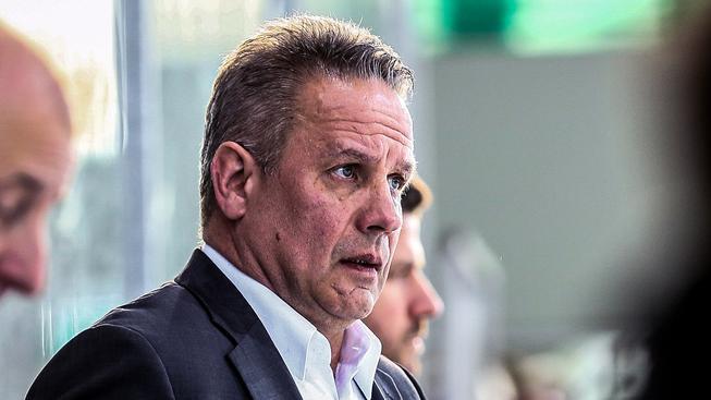 Trenér maďarské reprezentace Rich Chernomaz