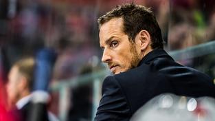 Trenér Švýcarska Patrick Fischer