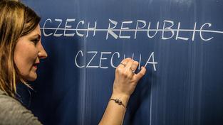 Název 'Czechia' vzbuzuje skoro až přehnané vášně