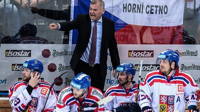 Vladimír Vůjtek na české střídačce