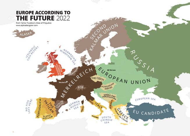 evropa 2022