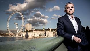 Novopečený londýnský starosta Sadiq Khan