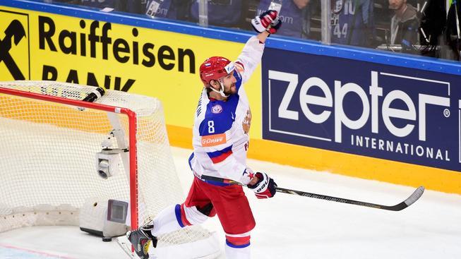 Alexandr Ovečkin má zesílit ruský ofenzivní potenciál