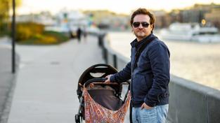 Vláda schválila otcovské dovolené (ilustrační snímek)