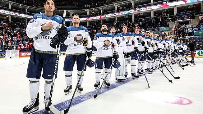 Kazašská reprezentace je kopií sestavy Barysu Astana