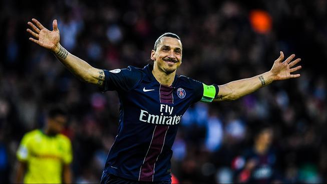 Ibrahimovič má ve sbírce řadu týmových i individuálních trofejí, ale ani PSG nedokázal vyhrát Ligu mistrů