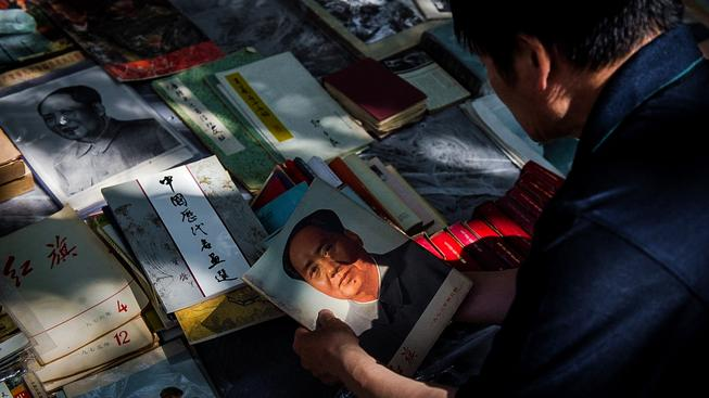 Krvavá kulturní revoluce je v Číně stále tabu
