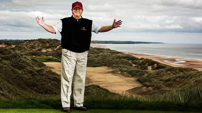 Kdo se stará Trumpovi o trávník?