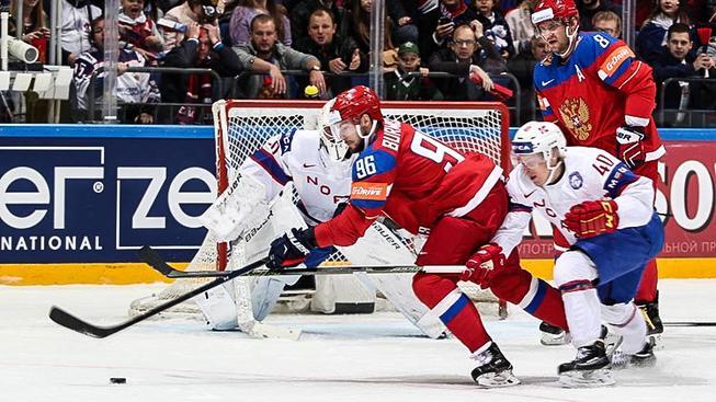 Rusové se na výhru nad Nory nadřeli