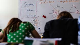 Maturita z matematiky je pro řadu studentů zkouška ohněm