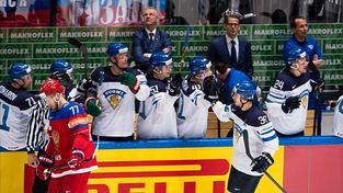 Finská radost na moskevském ledě