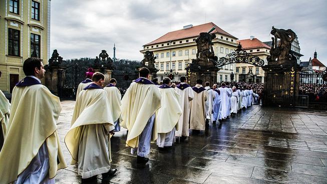 Na nejasnosti kolem restitucí narazil i Pražský hrad. Ilustrační snímek