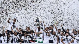 Fotbalisté Realu vyhráli Ligu mistrů již po 11. v historii klubu