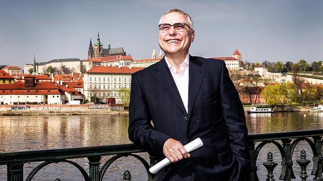 Spokojený Zdeněk Bakala