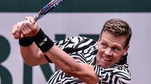 Skvěle! Berdych nedal Ferrerovi šanci a postoupil do čtvrtfinále, kde ho čeká Djokovič