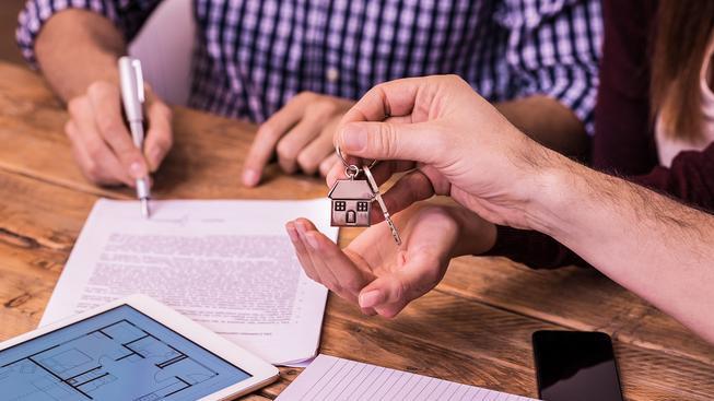 Daň z nabytí nemovitosti bude platit kupující (ilustrační snímek)