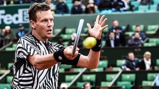 Berdych letos sehrál proti Djokovičovi tři utkání, všechna skončila jednoznačným triumfem srbského tenisty