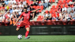 O jediný gól českého týmu se postaral Marek Suchý
