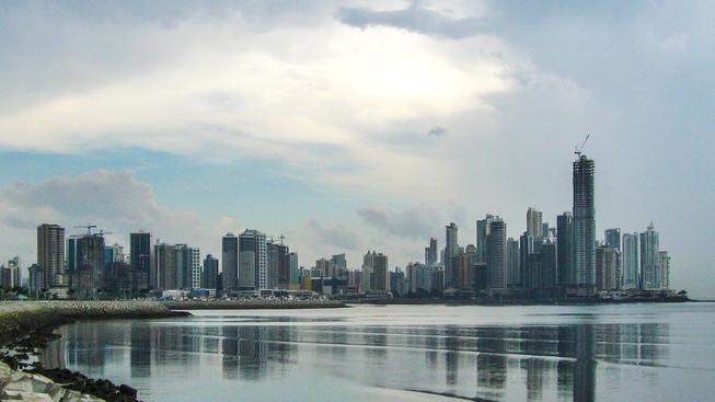 Město Panama. Ilustrační snímek