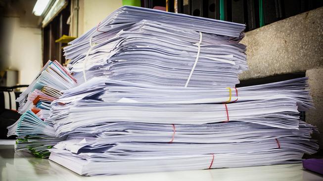 Země EU si budou vzájemně uznávat úřední dokumenty. Ilustrační snímek