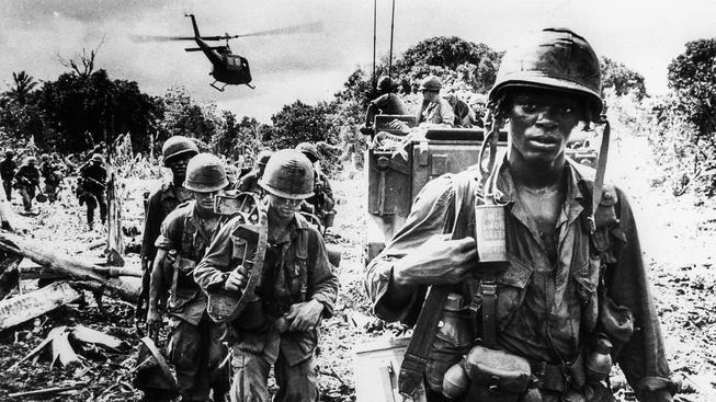 Ve Vietnamu bojovalo přes půl milionu amerických vojáků