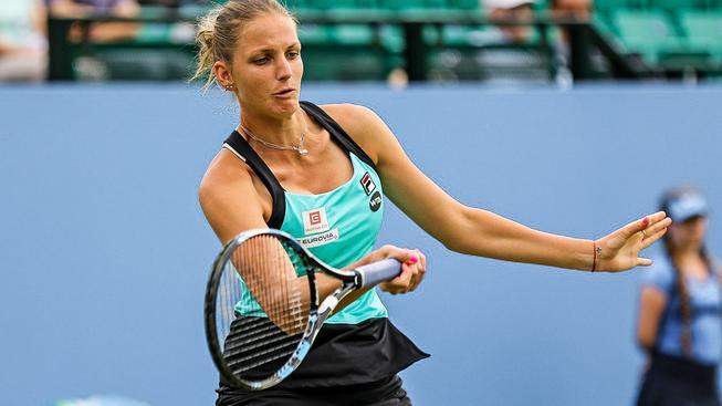 Karolína Plíšková v Nottinghamu potvrdila roli turnajové jedničky