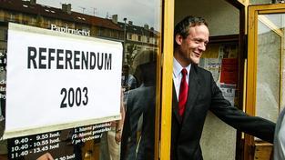 Tento týden to bude 13 let od posledního referenda v Česku. Tehdy se rozhodovalo o vstupu do EU
