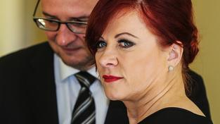 Jana Nečasová (dříve Nagyová) nechala podle žalobce sledovat ženu tehdejšího premiéra Vojenskou rozvědkou