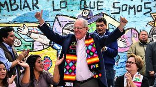 """Peru z nového prezidenta není vyloženě nadšené, voliči dali přednost """"menšímu zlu"""""""