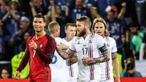 Ronaldo se obul do Islanďanů: bod si nezaslouží, předvedli jen svou malost