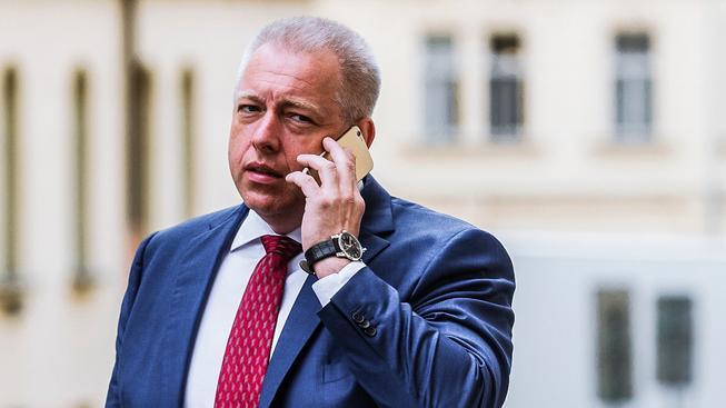 Ministr vnitra Milan Chovanec se nezalekl výhrůžek Andreje Babiše a reformu policie podepsaů